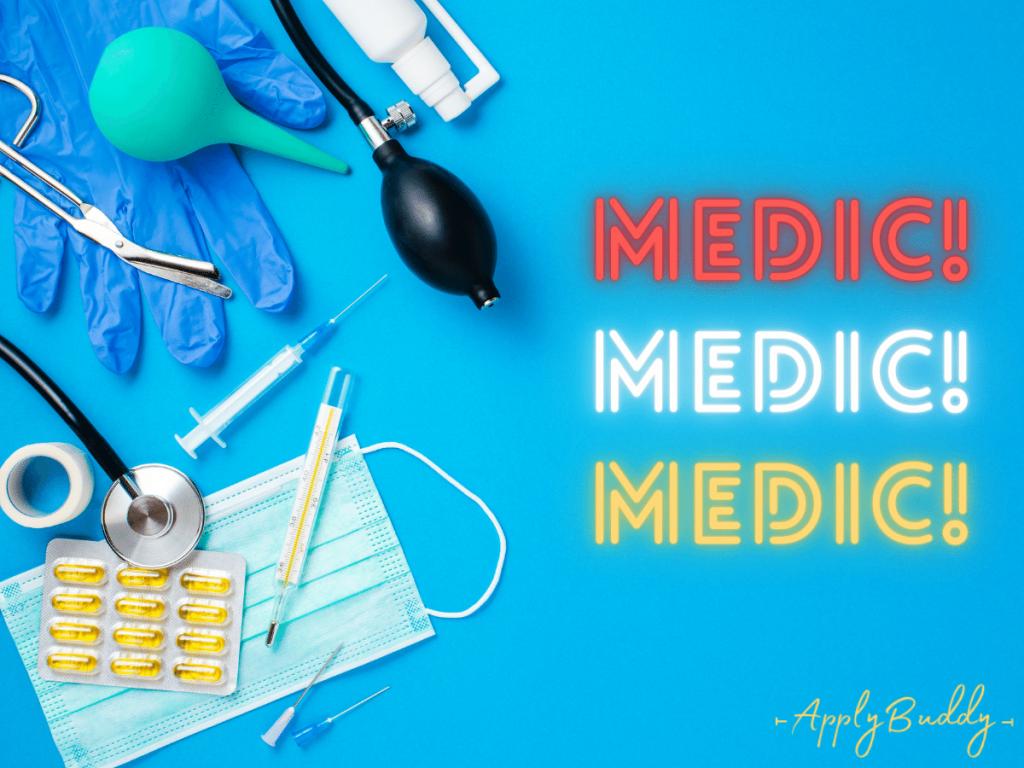 اپلای پزشکی